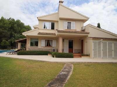 Image 1 | 4 bedroom villa for sale with 1.63 hectares of land, Son Sardina, Palma Area, Mallorca 223952