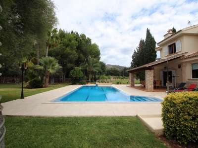 Image 14 | 4 bedroom villa for sale with 1.63 hectares of land, Son Sardina, Palma Area, Mallorca 223952