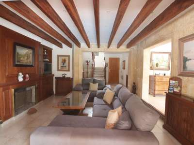 Image 4 | 4 bedroom villa for sale with 1.63 hectares of land, Son Sardina, Palma Area, Mallorca 223952