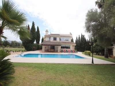 Image 9 | 4 bedroom villa for sale with 1.63 hectares of land, Son Sardina, Palma Area, Mallorca 223952