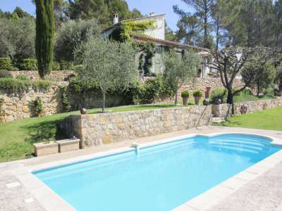 Image 3 | 2 bedroom villa for sale with 0.23 hectares of land, Fayence, Var , Cote d'Azur French Riviera 223994