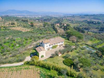 Image 3 | 5 bedroom villa for sale with 11 hectares of land, Florence, Chianti 224421