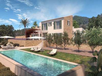 Image 1 | 4 bedroom villa for sale with 1.5 hectares of land, Santanyi, South Eastern Mallorca, Mallorca 224530