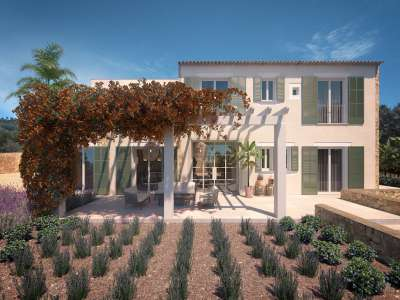 Image 2 | 4 bedroom villa for sale with 1.5 hectares of land, Santanyi, South Eastern Mallorca, Mallorca 224530