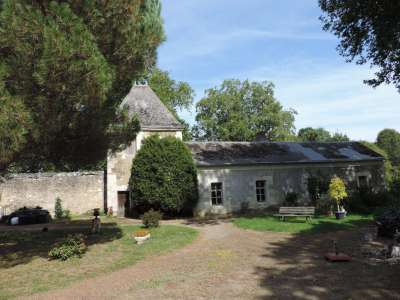 Image 17 | 7 bedroom French chateau for sale with 4.28 hectares of land, Chatellerault, Vienne , Poitou-Charentes 224553