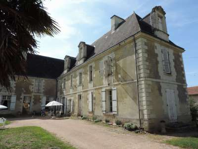 Image 20 | 7 bedroom French chateau for sale with 4.28 hectares of land, Chatellerault, Vienne , Poitou-Charentes 224553