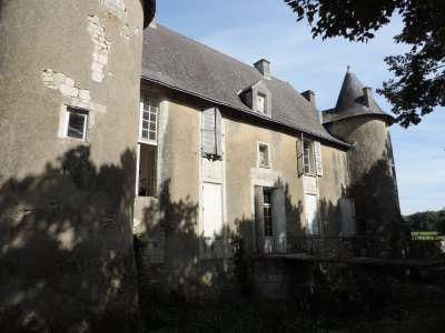 Image 23 | 7 bedroom French chateau for sale with 4.28 hectares of land, Chatellerault, Vienne , Poitou-Charentes 224553