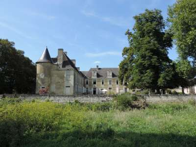 Image 25 | 7 bedroom French chateau for sale with 4.28 hectares of land, Chatellerault, Vienne , Poitou-Charentes 224553