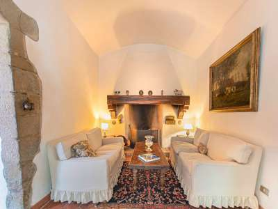 Image 10   4 bedroom farmhouse for sale with 16 hectares of land, Greve in Chianti, Florence, Chianti 224733