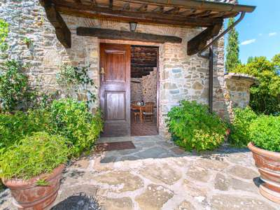 Image 19   4 bedroom farmhouse for sale with 16 hectares of land, Greve in Chianti, Florence, Chianti 224733