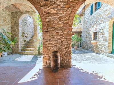 Image 20   4 bedroom farmhouse for sale with 16 hectares of land, Greve in Chianti, Florence, Chianti 224733