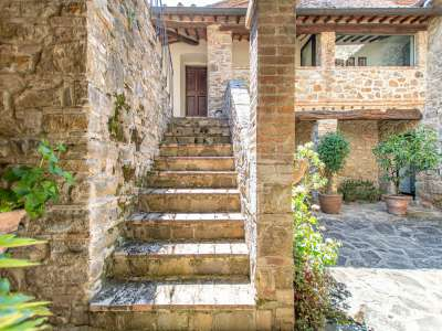 Image 21   4 bedroom farmhouse for sale with 16 hectares of land, Greve in Chianti, Florence, Chianti 224733