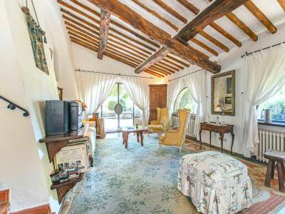 Image 4   4 bedroom farmhouse for sale with 16 hectares of land, Greve in Chianti, Florence, Chianti 224733