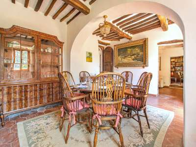 Image 6   4 bedroom farmhouse for sale with 16 hectares of land, Greve in Chianti, Florence, Chianti 224733