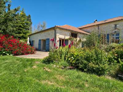 Image 2 | 5 bedroom house for sale with 1.07 hectares of land, Cancon, Lot-et-Garonne , Aquitaine 224760