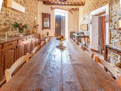Image 10 | 6 bedroom villa for sale, Chianti, Florence 225107