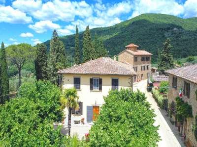 Image 2 | 6 bedroom villa for sale, Chianti, Florence 225107