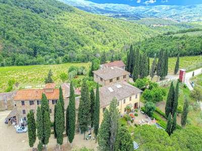 Image 23 | 6 bedroom villa for sale, Chianti, Florence 225107