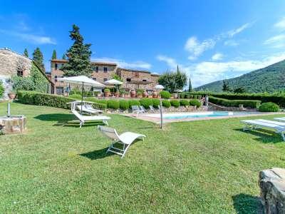 Image 24 | 6 bedroom villa for sale, Chianti, Florence 225107