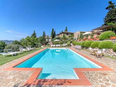 Image 29 | 6 bedroom villa for sale, Chianti, Florence 225107