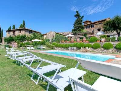 Image 3 | 6 bedroom villa for sale, Chianti, Florence 225107