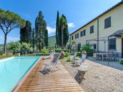 Image 31 | 6 bedroom villa for sale, Chianti, Florence 225107