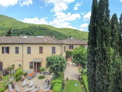 Image 32 | 6 bedroom villa for sale, Chianti, Florence 225107