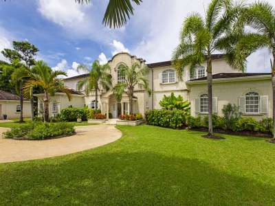 Image 1   5 bedroom villa for sale, Sandy Lane, Saint James 225568