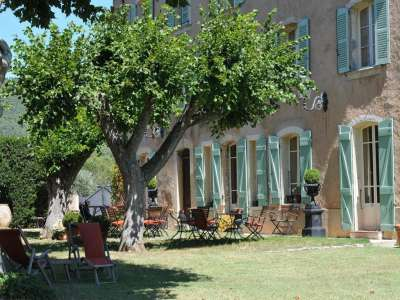 Image 1   6 bedroom house for sale with 3 hectares of land, Aups, Var , Provence 225675