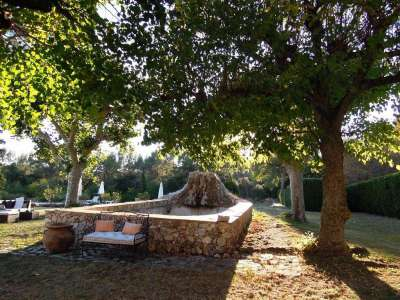 Image 19   6 bedroom house for sale with 3 hectares of land, Aups, Var , Provence 225675