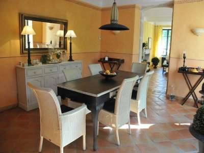 Image 5   6 bedroom house for sale with 3 hectares of land, Aups, Var , Provence 225675