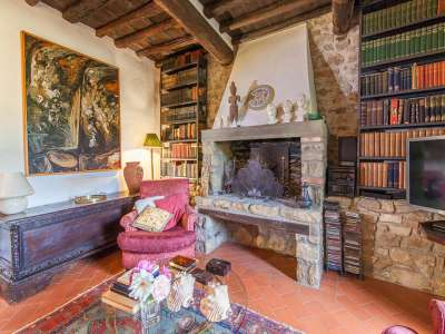Image 6 | 10 bedroom villa for sale with 0.91 hectares of land, Valdarno, Florence, Chianti 225688