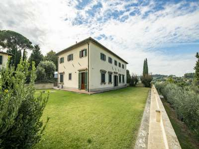 Image 1 | 9 bedroom villa for sale with 1.5 hectares of land, Florence, Chianti 225691