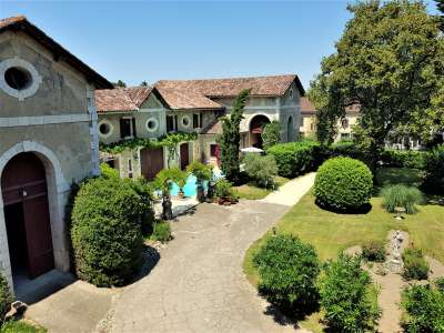 Image 16 | 15 bedroom French chateau for sale with 0.83 hectares of land, Habas, Landes , Gascony 226098