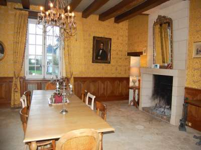 Image 10 | 10 bedroom manor house for sale with 9.6 hectares of land, Tours, Indre-et-Loire , Loire Valley 226262