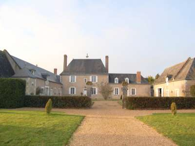 Image 2 | 10 bedroom manor house for sale with 9.6 hectares of land, Tours, Indre-et-Loire , Loire Valley 226262