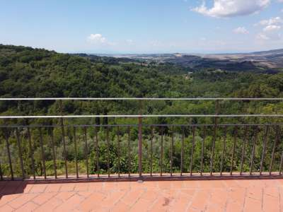 Image 13 | 3 bedroom villa for sale with 150m2 of land, Volterra, Pisa, Tuscany 226410