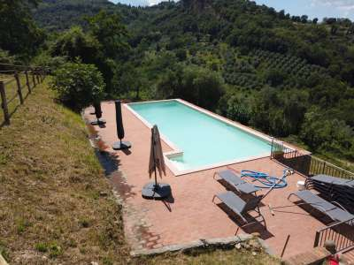 Image 3 | 3 bedroom villa for sale with 150m2 of land, Volterra, Pisa, Tuscany 226410