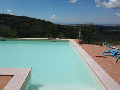 Image 4 | 3 bedroom villa for sale with 150m2 of land, Volterra, Pisa, Tuscany 226410