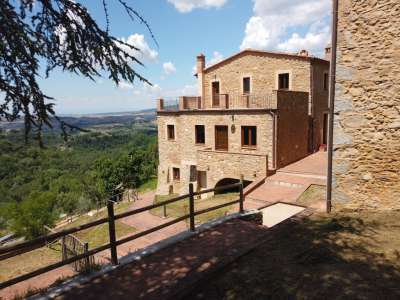 Image 6 | 3 bedroom villa for sale with 150m2 of land, Volterra, Pisa, Tuscany 226410