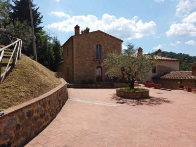 Image 7 | 3 bedroom villa for sale with 150m2 of land, Volterra, Pisa, Tuscany 226410