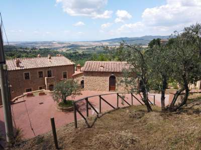 Image 9 | 3 bedroom villa for sale with 150m2 of land, Volterra, Pisa, Tuscany 226410