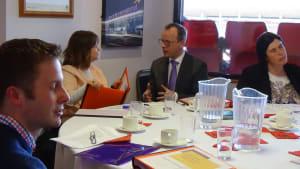 Table dicussion - Executive Development