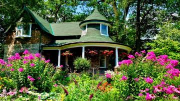 Immobilier: l'engouement des Français pour la maison avec jardin