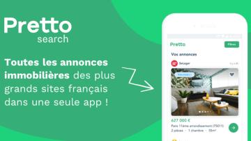 Pretto étend son accompagnement des acheteurs immobiliers et lance Pretto Search