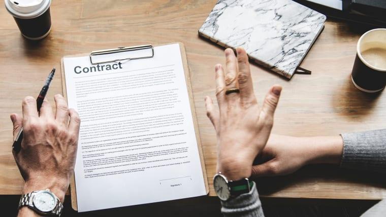 Les différents éléments du contrat de location