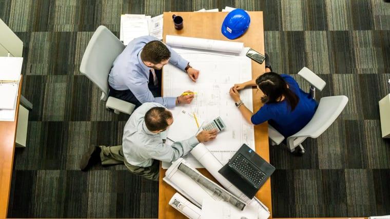 Les étapes d'une construction avec un architecte