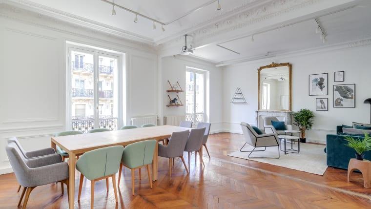 La salle de réunion privative: une nouvelle manière de travailler