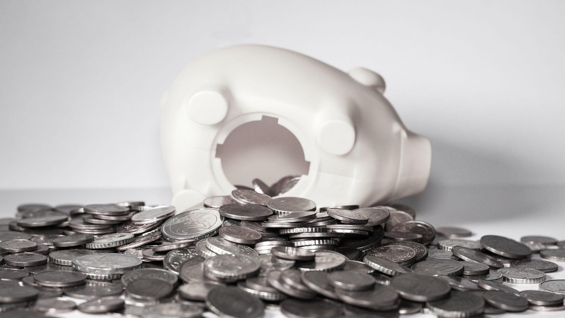 Mettre de l'argent de côté pour se créer un apport rapidement