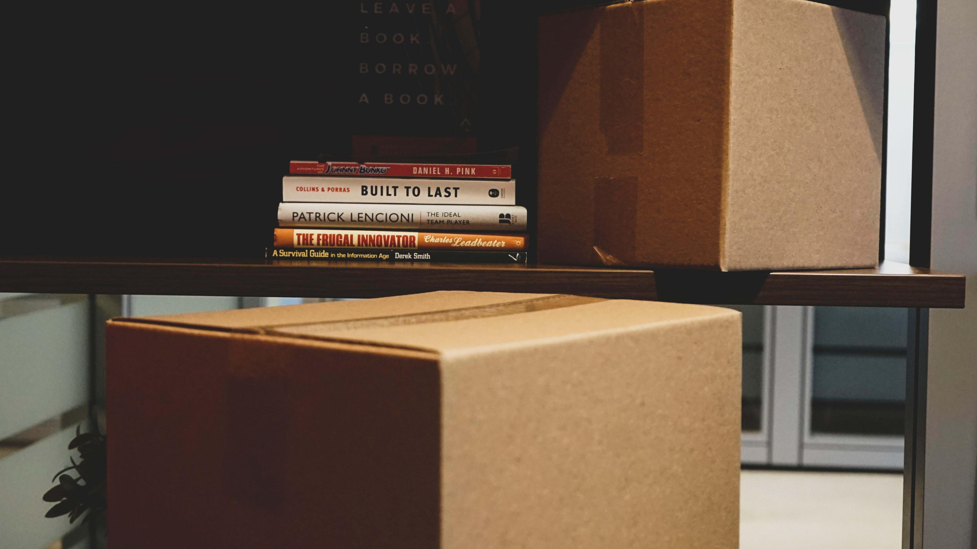 Comment faire ses cartons pour faciliter son emménagement?